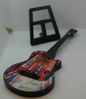 The Beatles ABBEY ROAD 1 mit Ständer Gitarra madera Guitar wood