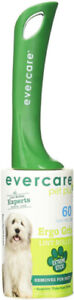 Evercare Pet+ Extreme Stick Plus Lint Roller/ Pet Hair Roller Ergo Grip Handle