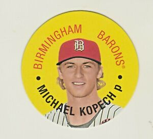 2017 Topps Heritage Minors 1968 DISC #68TDC-9 MICHAEL KOPECH RC Rookie White Sox