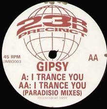 GIPSY - I Trance You - 1992 Limbo Records Uk - LIMBO003