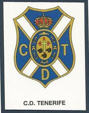 PANINI FUTBOL 93-94 SPANISH -#017-C.D.TENERIFE TEAM BADGE