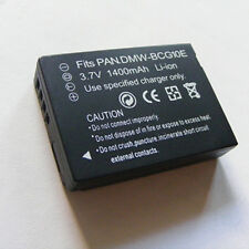 DMW-BCG10PP BCG10 BATTERY FOR PANASONIC LUMIX ZS3 TZ10
