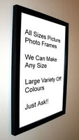 PICTURE PHOTO  POSTER FRAMES A1 A2 A3 A4 28mm, Black, White, Oak, Gold, Silver