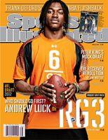2012 Robert Griffin III Washington Redskins No Label Sports Illustrated