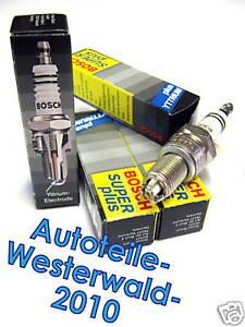 0600 743 Zündkerzen VW Passat 35i 1988-1997     Bosch +2