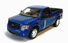 FORD F-150 STX in Blue - 1:24 Die-Cast Pickup 4x4 Car Model  by Maisto - Faulty