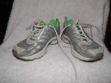 Women's 7M BK Reebok DMX Shear running training athletic shoes
