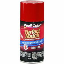 Duplicolor Bty1618 For Toyota Code 3r3 Barcelona Red 8 Oz Aerosol Spray Paint
