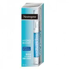 Neutrogena HYDRO BOOST CAPSULE IN SERUM MOISTURIZER NEW 30ml Free Shipping