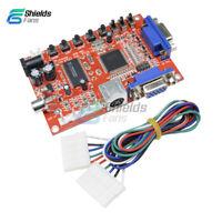 GBS-8100 VGA to CGA/CVBS/S-Video Converter HD Arcade Video Game Converter Board