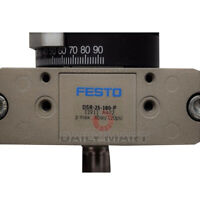New In Box FESTO DSR-25-180-P 11911 Pneumatic Rotary Drive