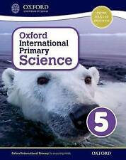 Oxford International Primary Science: Stage 5: Age 9-10: Student Workbook 5: Stage 5, age 9-10 by Geraldine Shaw, Deborah Roberts, Alan Haigh (Paperback, 2014)