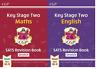 NEW KS2 SATS English & Maths - Stretch Revision Set by CGP Books