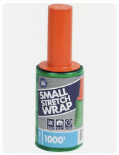Pratt Stretch Wrap Plastic 5 X 1000 Hand Film Packing Wrapping Tape