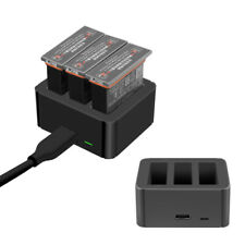 1 Set High Quality Complete Fast Smart Charger For DJI Osmo Action Sports Camera