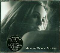 Mariah Carey - My All 4 Tracks Cd Perfetto