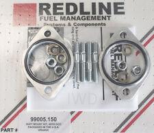 Weber Redline 48 / 50 / 55 DCOE Soft Mount Anti Vibration O-ring Base Gasket Kit