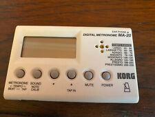 Korg Metronome Ma 20