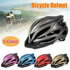 Verstellbar Fahrrad Schutzhelm Mit Rücklicht Fahrrad Reiten Schutzausrüstung