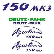 Deutz-Fahr Agrotron 150 MK3 tractor decal aufkleber sticker