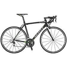SCOTT Carbon Fibre Frame Bicycles