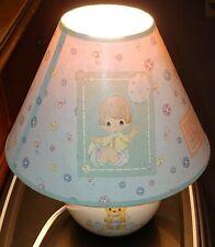 Used-Defects Baby Nursery Lamp Precious Moments Luv 'N Care Teddy Bear 🧸 Unisex