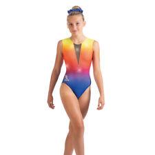"Milano Pro Sport Gymnastic leotard - Amora Bodice 201703 - Sizes 26""-36""  NEW"