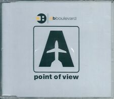 DB Boulevard. Point of View (2001) CDSingle NUOVO T&F Crushed Broggio Radio Edit