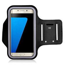 Bracciale Fascia braccio Sport per Samsung Galaxy S7 EDGE Armband fitness corsa