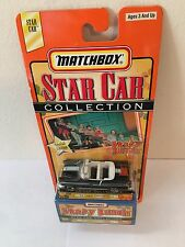 BRADY BUNCH MATCHBOX STAR CAR 55 CHEVY CONVT