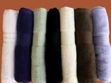 Asciugamani marrone asciugamano viso per il bagno 100% Cotone