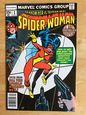 Spider-Woman #1 New Origin of Spider Woman High Grade Raw CGC Ready NM-