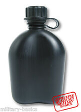 US Feldflasche 1Qt original schwarz Army Made in USA