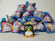 FURBY 1998 McDonalds Happy Meal Toy #2 Lot of 14 New in Package