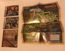 Gameboy Advanced Manual Map Bundle!!!