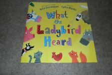 What the Ladybird Heard By Julia Donaldson NEW (Paperback Book)