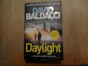 Daylight by David Baldacci 9781509874576