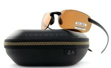 Polarized Serengeti NUVOLA Le Mans 24h Satin Black PhD Drivers Sunglasses 8479