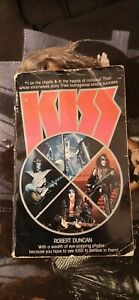 KISS Buch from Robert Duncan 1978