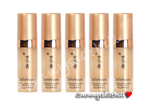Sulwhasoo Concentrated Ginseng Renewing Serum 5ml x 5pcs (25ml) US Seller