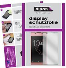 2x Sony Xperia L1 Pellicola Protettiva Protezione Schermo Cristallo dipos