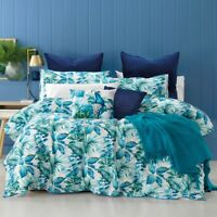 Bianca Flinders Quilt Cover Set Blue