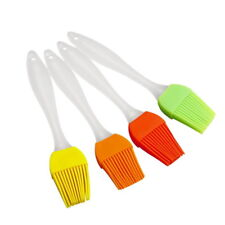 2X Silicone Pastry Brush Baking Bakeware Bbq Cake Pastry Bread Oil Cream Cooking