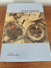 More details for icelandic food & cookery - nanna rögnvaldardóttir hardback