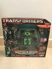 Transformers PCC Power Core Powercore Combiners Mudslinger Destructicons MISB !