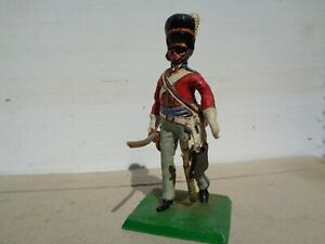 Hinton Hunt Napoleonic British Scot Greys cavalry, studio painted, lead 54mm, TD