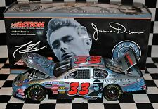 #33 Tony Stewart James Dean 1:24 Die Cast NASCAR By Action Released 2005 New