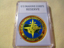 US MARINE CORPS RESERVE Challenge Coin