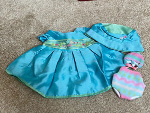 American Girl Bitty Baby Easter Beautiful Blooms Outfit Retired
