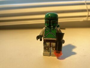 lego star wars cloud city boba fett With Printed Arms And Legs